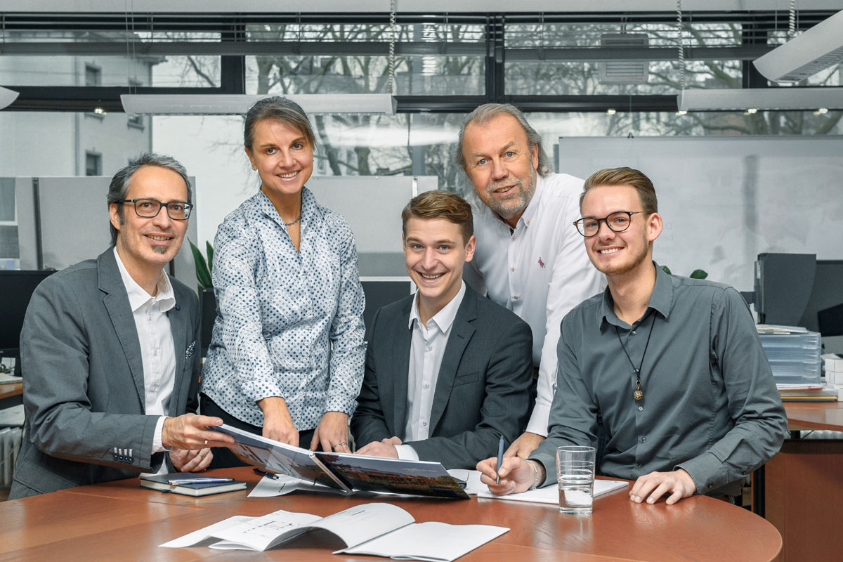 EXPOSÉ Immobilien Team