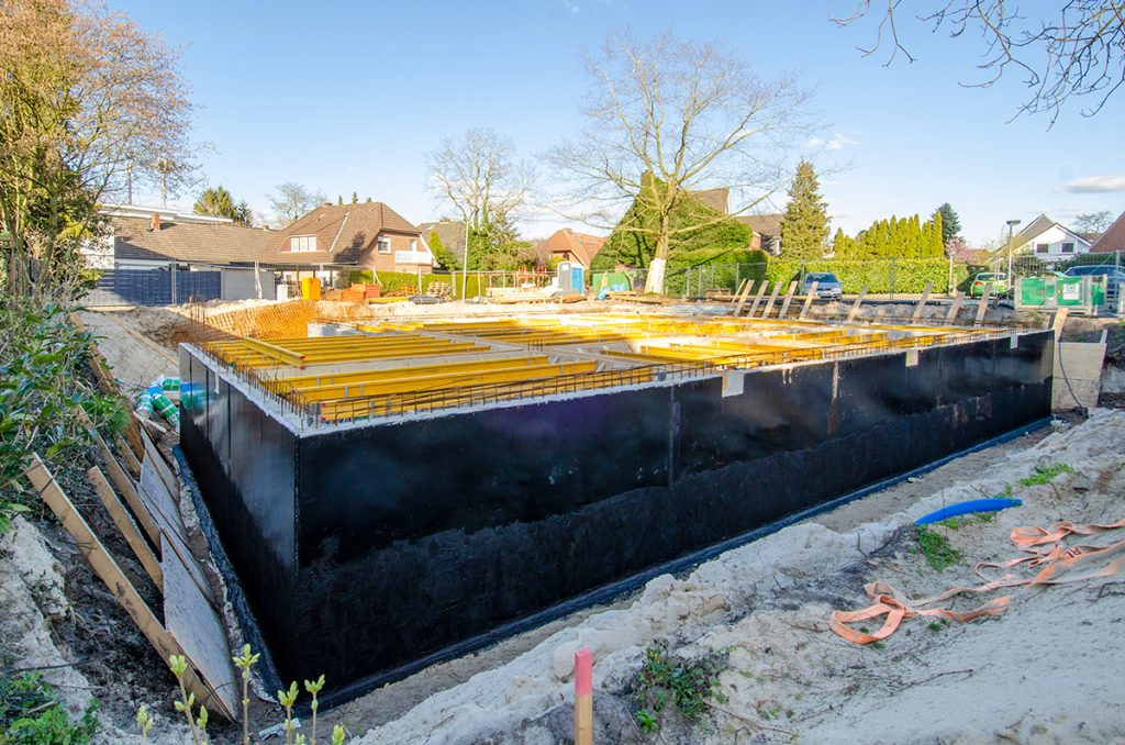 Neubau barrierefreier Wohnungen im Richtweg, Stuhr-Brinkum