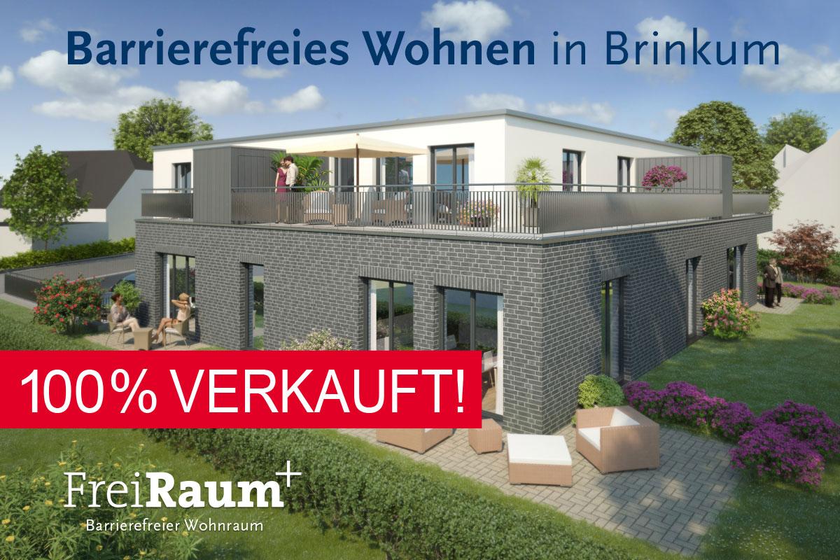 Barrierefreies Wohnen Stuhr-Brinkum